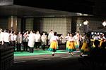 「福井城址お堀の灯り」2015