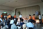 「福井城址お堀の灯り」2019